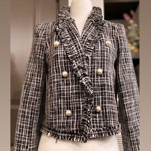 #new #tweed #coat #chanelinspo #couture
